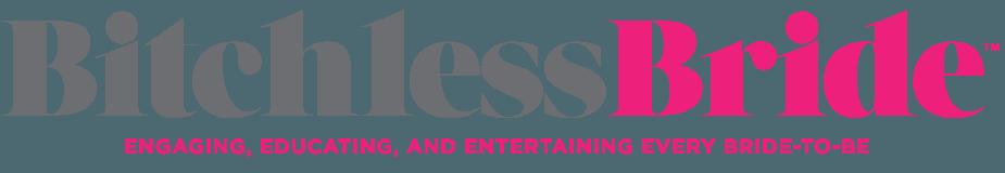 Bitchless Bride Logo - Wedding Belles Blog