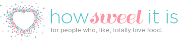 How Sweet It Is Logo - Wedding Belles Blog