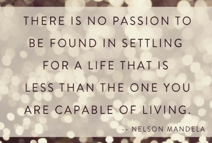 Nelson Mandela Quote | Fairly Southern