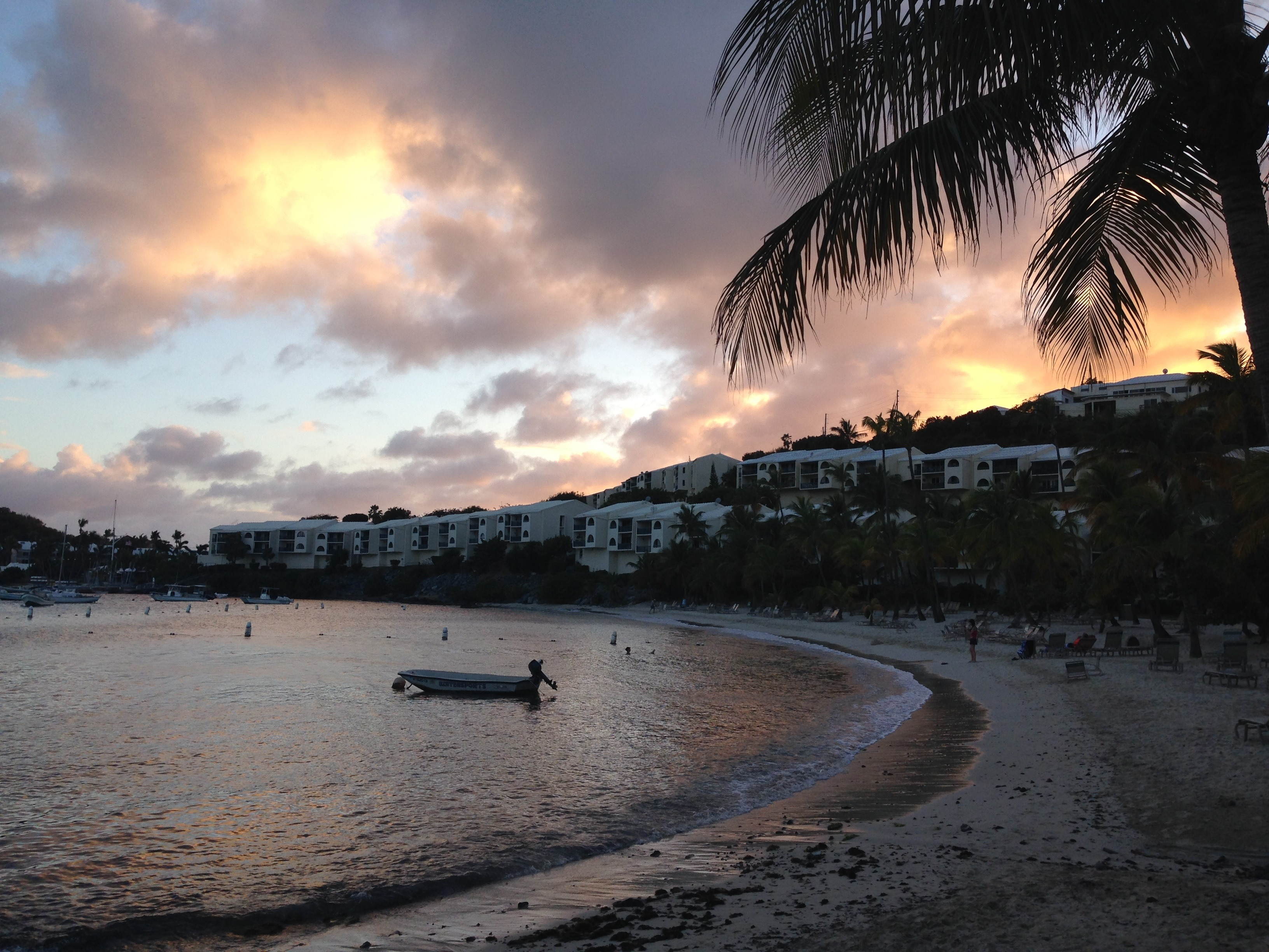 St. Thomas US Virgin Islands Sunset | Fairly Southern