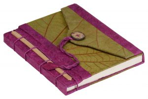 Fair trade, artisan-made Kancu journal by Trades of Hope | Fairly Southern