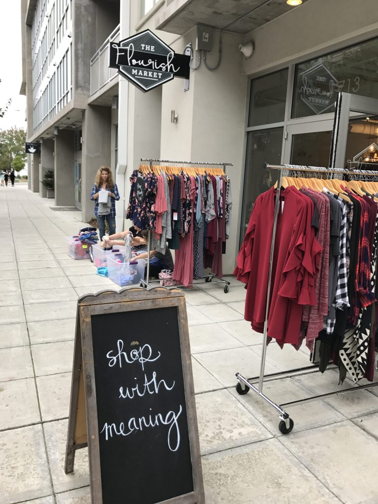 The Flourish Market - ethical fashion boutique in Raleigh, NC | Fairly Southern