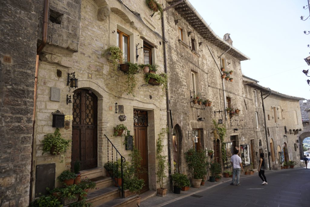 Assisi, Italy | Fairly Southern