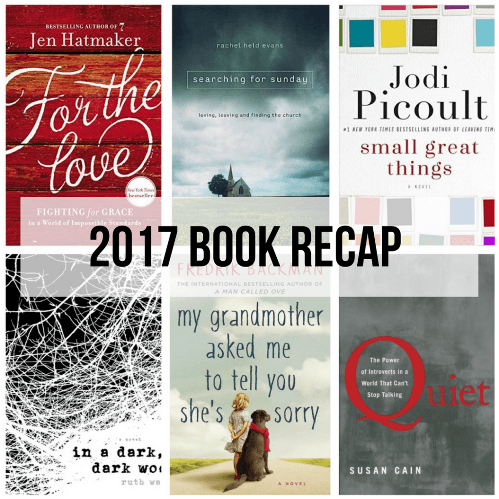 What I Read in 2017 | Fairly Southern