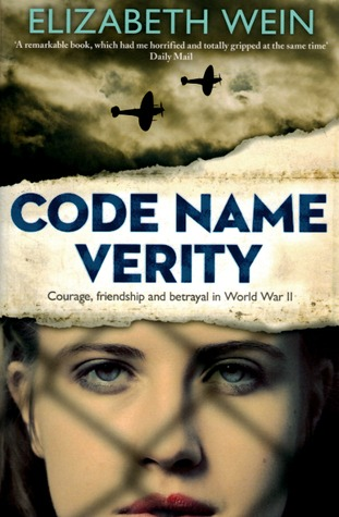 Code Name Verity by Elizabeth Wein | Fairly Southern