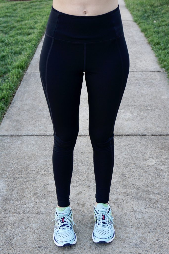 Ethical & Eco-Friendly Exercise: Girlfriend Collective High-Rise Leggings Review | Fairly Southern