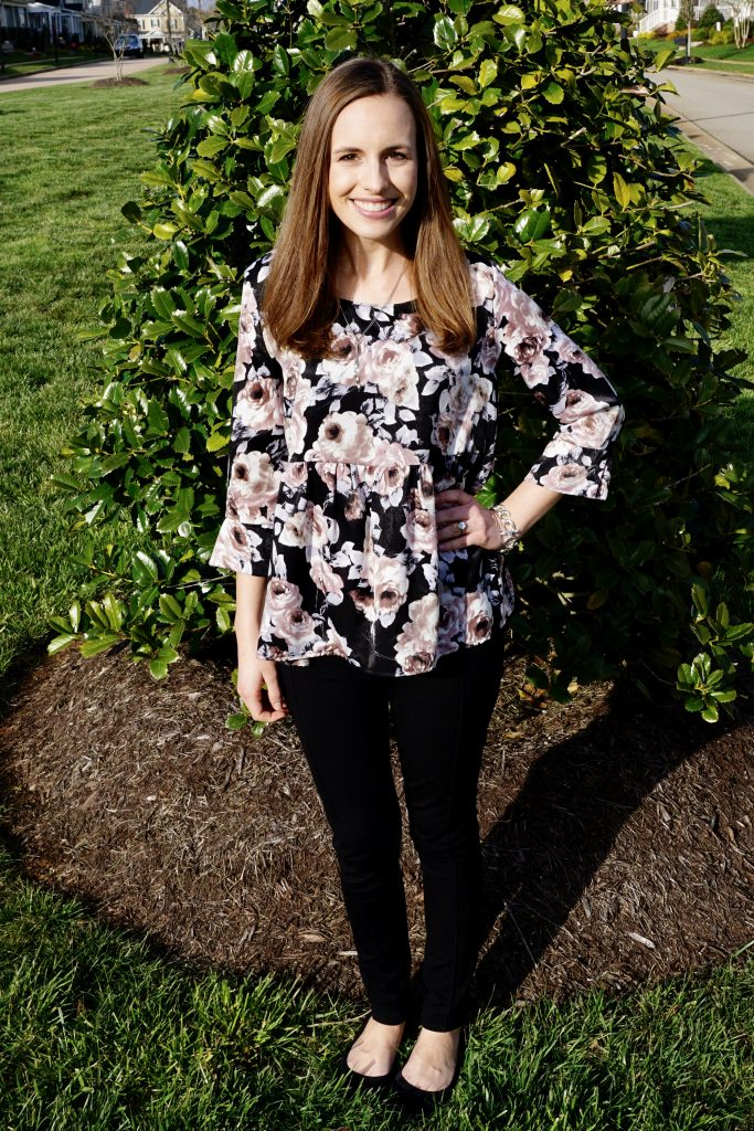 Work-Appropriate Spring Florals  |  Fairly Southern