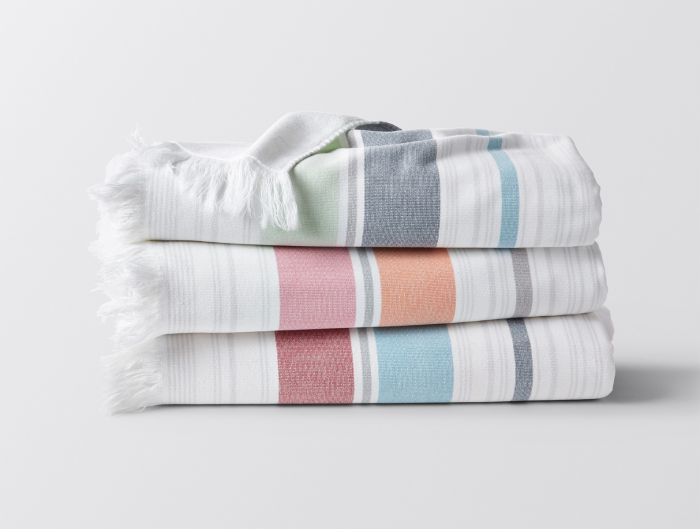 Searching for (and Finding) Ethically Made Beach Towels | Fairly Southern