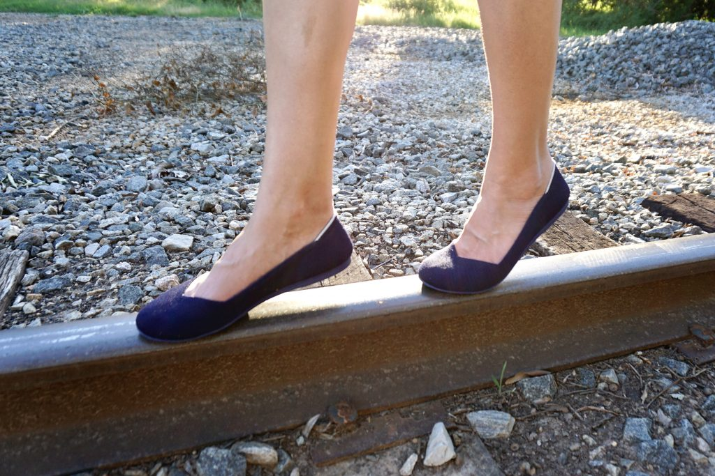 The Best Eco-Friendly Travel Shoe: Rothy's Review | Fairly Southern