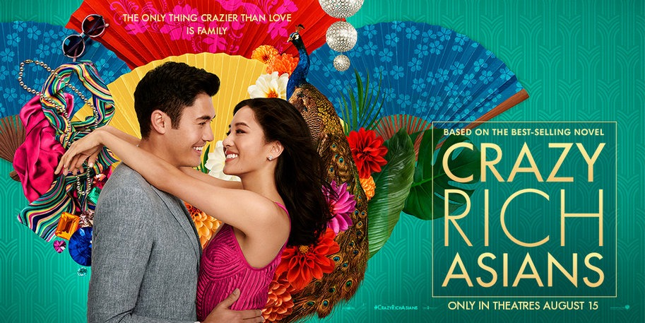 Crazy Rich Asians  |  Fairly Southern