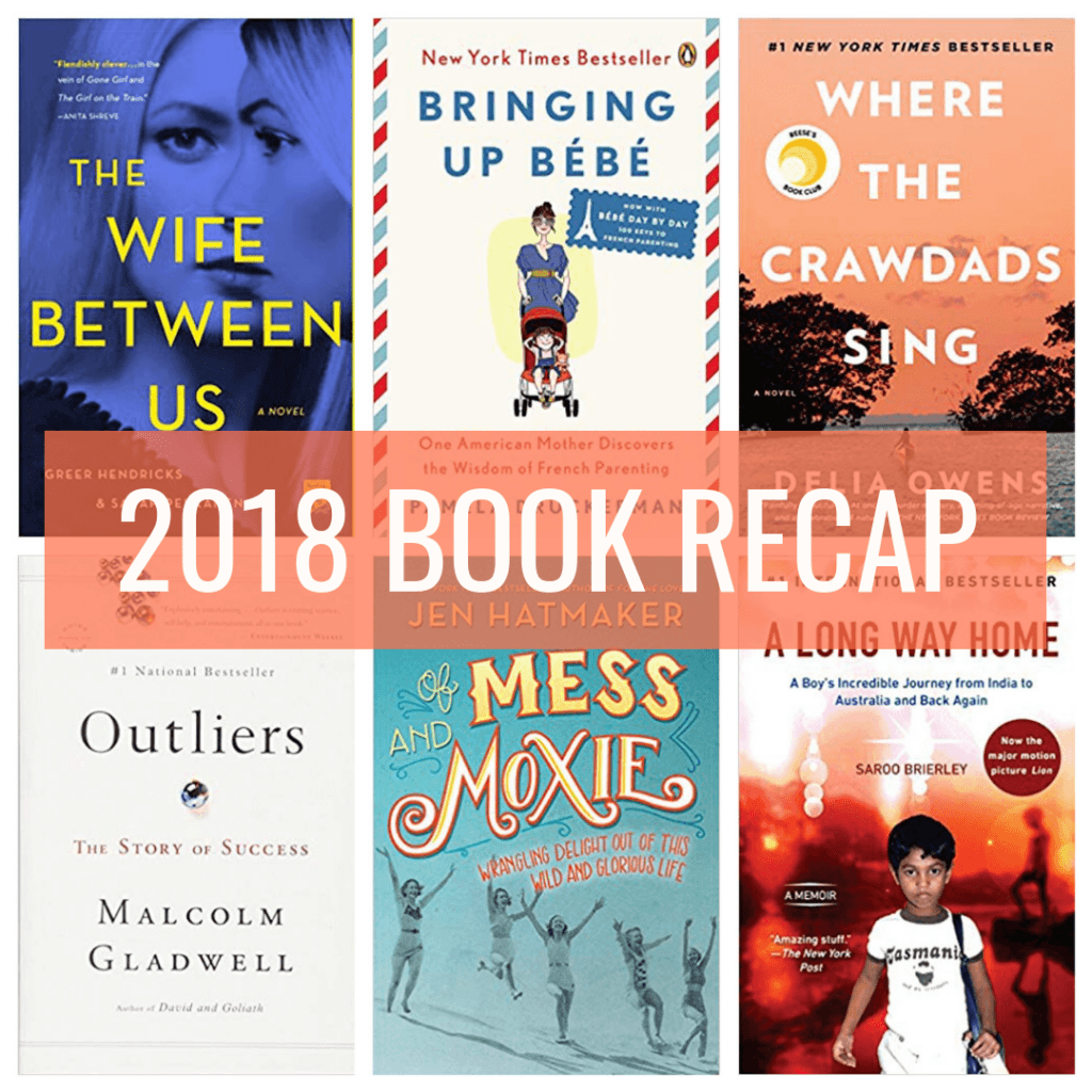 2018 Book Recap  |  Fairly Southern