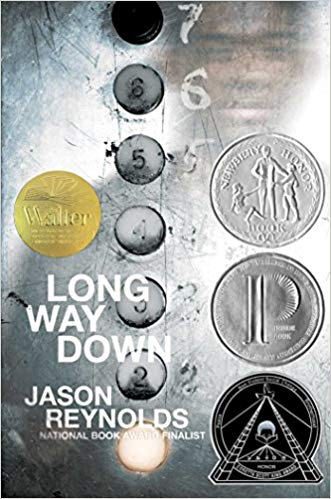 Book Review: Long Way Down by Jason Reynolds |  Fairly Southern