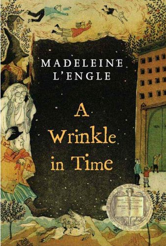 Book Review: A Wrinkle in Time by Madeleine L'Engle  |  Fairly Southern