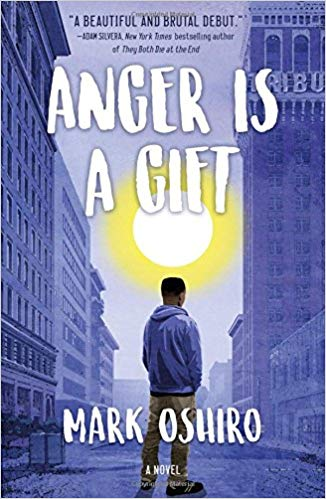 Book Review: Anger is a Gift by Mark Oshiro  |  Fairly Southern