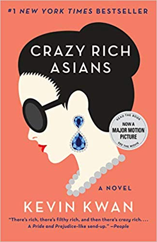 Book Review: Crazy Rich Asians by Kevin Kwan  |  Fairly Southern