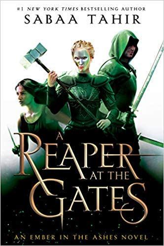 Book Review: A Reaper at the Gates by Sabaa Tahir |  Fairly Southern