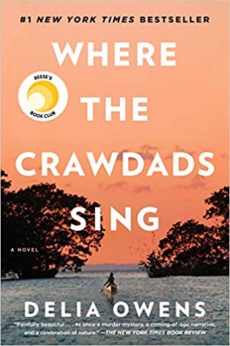 Book Review: Where the Crawdads Sing by Delia Owens |  Fairly Southern