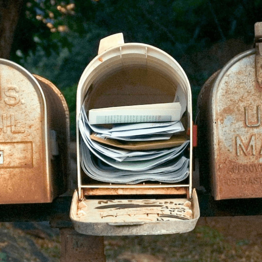 How to Declutter Your Mailbox