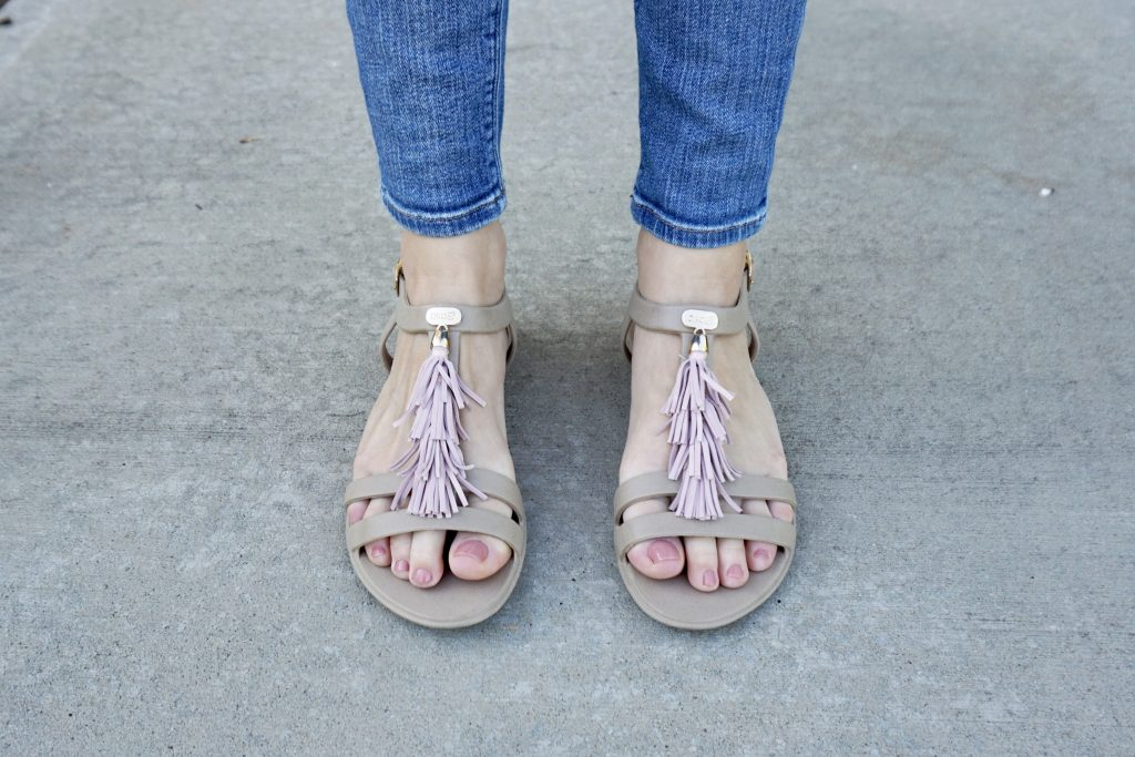 Oka-B Sandals Review: Sustainable, Fashionable, Comfortable, Women-Owned, Made in the USA | Fairly Southern
