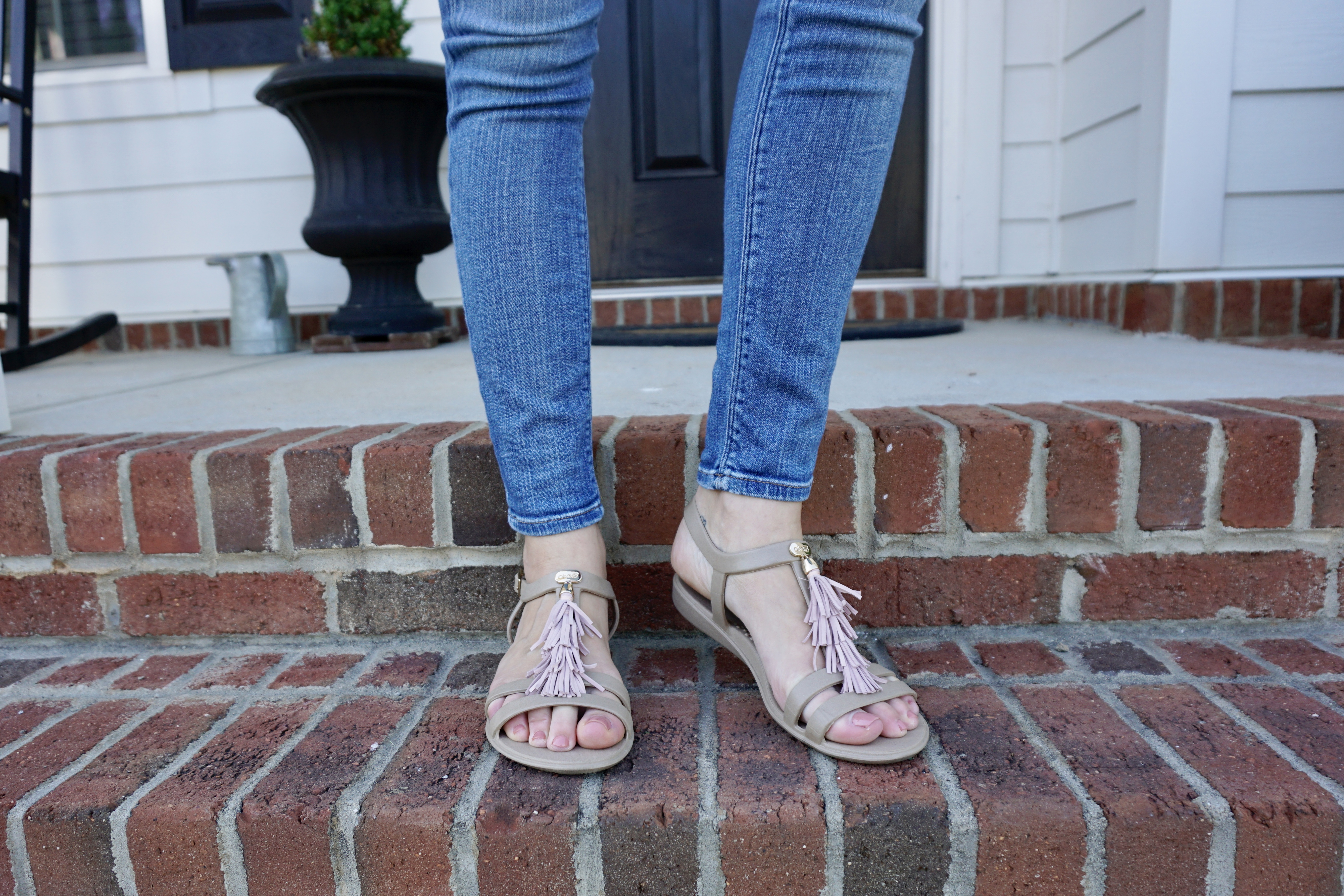 Sustainable Sandals: Oka-B Review