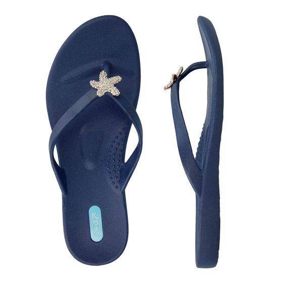 Oka-B Sunny Flip Flop |  Fairly Southern