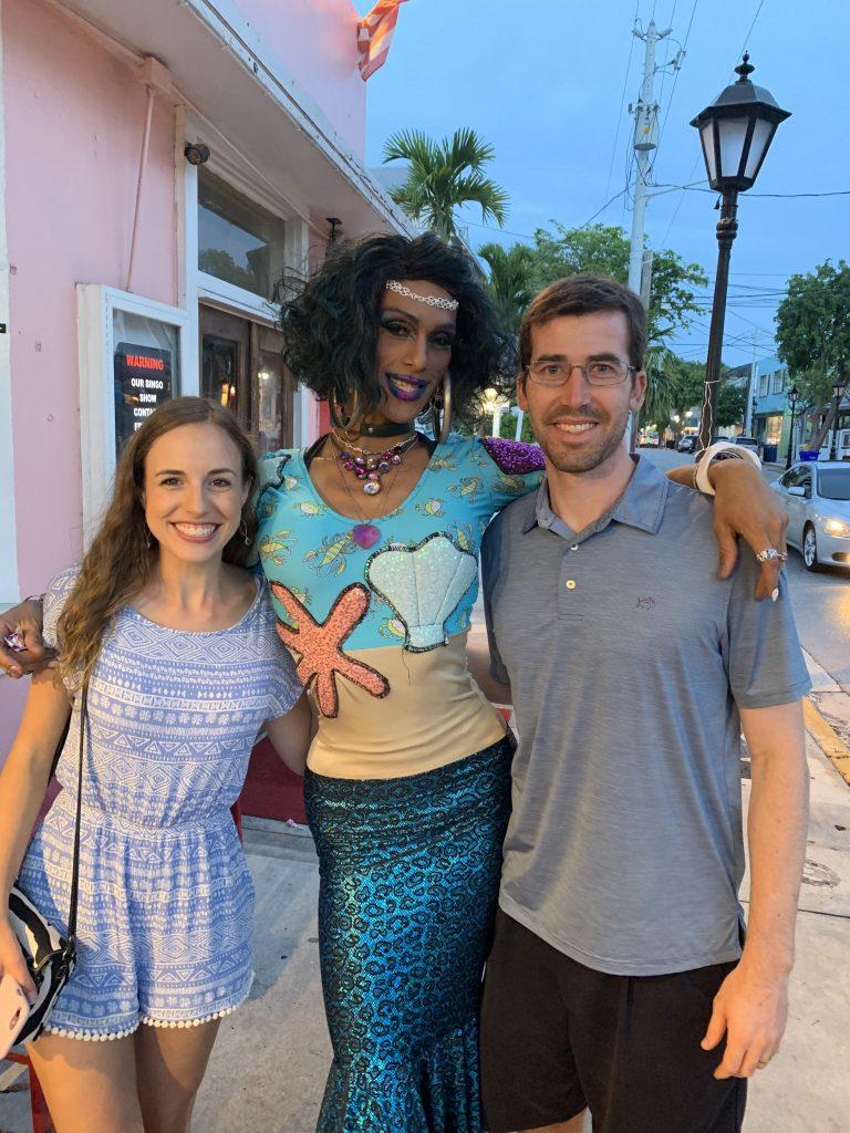 801 Bourbon Bar Drag Show Key West  |  Fairly Southern
