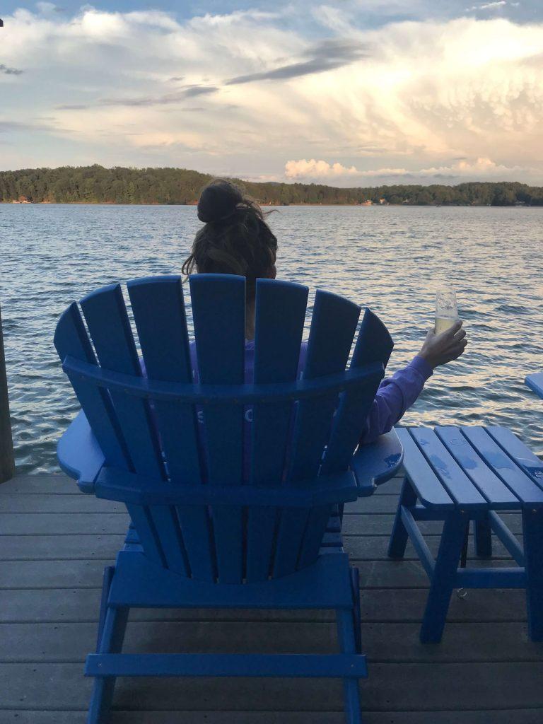 Smith Mountain Lake  -  Small Joys    Fairly Southern