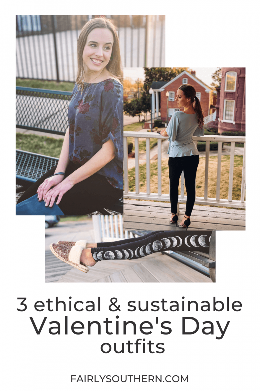 3 Ethical & Sustainable Valentine's Day Outfits